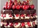 Kirazlı pasta tarifi