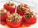 Soslu domates dolması tarifi